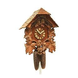 Rombach & Haas Owl Clock 2 Owls