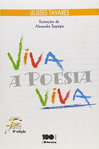 Viva A Poesia Viva - Coleção Jabuti