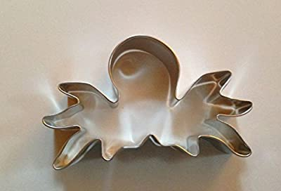 "4.5"" Octopus Cookie Cutter"