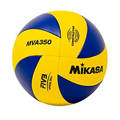 Mikasa D43 Olympic Replica Volleyball by Mikasa Sports USA