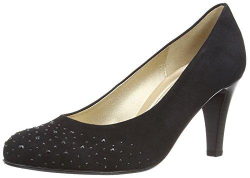 Chaussures Noir Des La En Gabor Daim Cour Femmes Femmes Femmes Roxburgh nX4RP6 b7ecdc