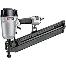 """PORTER CABLE FR350BR Factory-Reconditioned 22-Degree Full Round Head Framing Nailer Kit, 3-1/2"""""""