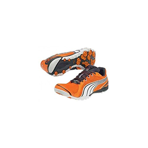 Puma Men Complete ngong XC 3 183981 02 Color: Naranja/Dark/Black