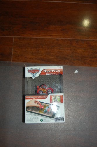 UPC 778988982365, Disney Pixar Cars 2 AppMATes Mater Single Pack