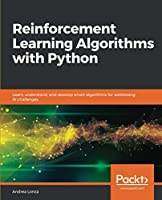 Reinforcement Learning Algorithms with Python Front Cover