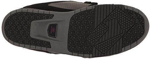 GlobeSabre - Zapatillas de Deporte hombre Black/Pewter/Red