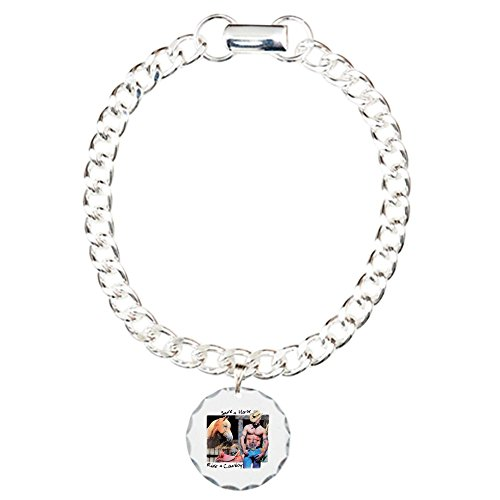 Save A Horse Ride A Cowboy Costumes - Royal Lion Charm Bracelet Country Western
