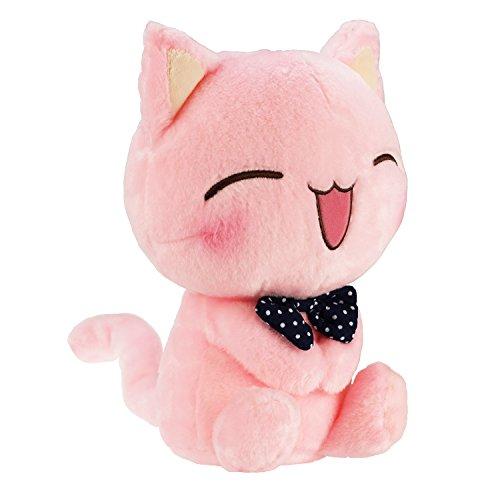 (Encoy Stuffed Animal Toys 11'' Sitting Height Stuffed Cat Plush Doll)