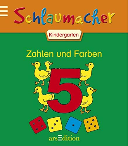 Schlaumacher Kindergarten. Zahlen und Farben