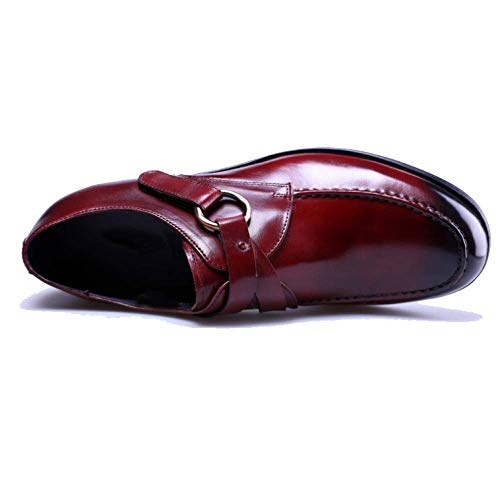 Scarpe Resistenti da Grandi all'Usura Scarpe Traspiranti Black Lavoro Antiscivolo Scarpe Basse NIUMT da Lavoro zwggXt