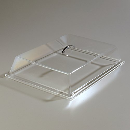 Carlisle SC4007 Clear 16-11/16-Inch Acrylic Cover for Pastry Tray
