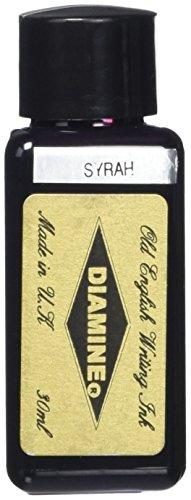 Diamine 30 ml Bottle Fountain Pen Ink, Syrah
