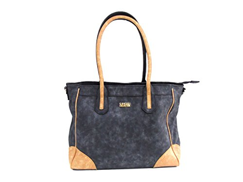Borsa donna Coveri Collection mod.shopping a spalla 172227-4 nero