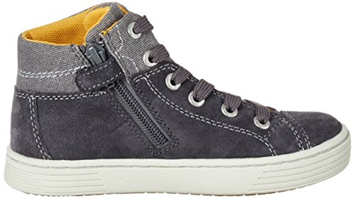 Lurchi Jungen Harfield High-Top Grau (Charcoal)