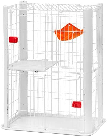 IRIS USA, Inc. 302080 is the best Cat Cage? Our review at cattime.com uncovers all pros and cons.