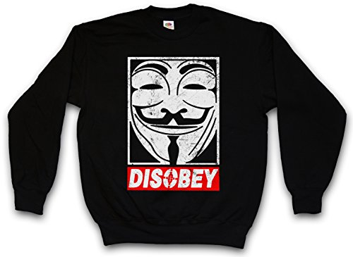 "ANONYMOUS DISOBEY ""J"