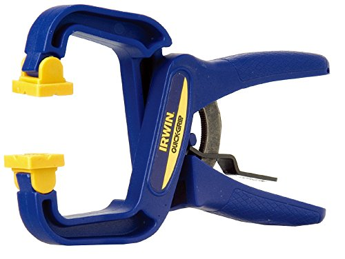 "IRWIN QUICK-GRIP Handi-Clamp, 4"", 59400CD"