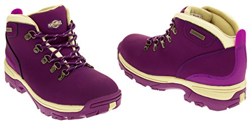 senderismo mujer Botas Footwear para Púrpura de Studio xTnpU