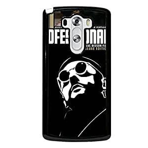 LG G3 Cover Comprehensive Image Leon-The Professional mobile cover case