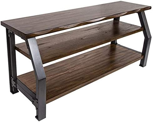 Ameriwood Home Owen Fireplace TV Stand up to 65 in Walnut