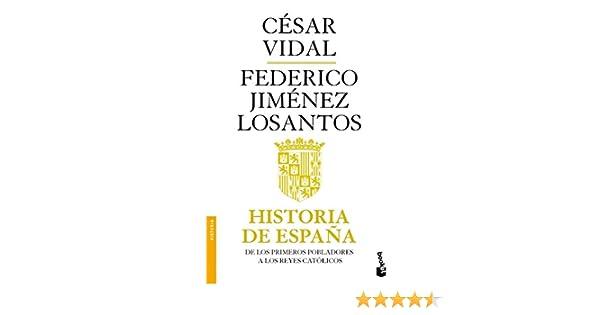 Historia de España (Divulgación): Amazon.es: Vidal, César^Jiménez ...