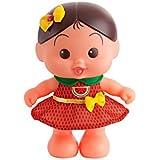 Boneca Magali Bonitinha Multibrink Vermelho