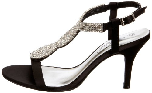 Lunar Flr146 Negro Zapatos Material Sintético De Tacón Mujer aaTqr