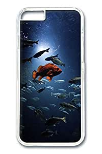 iPhone 6 Case, Ocean Custom Hard PC Clear Case Cover Protector for New iPhone 6 4.7inch