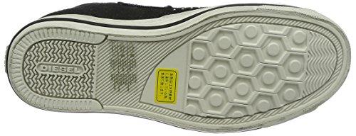 Diesel Damen Magnete Exposure IV W-Snea Y00638 Hohe Sneaker, Schwarz (Black), 37 EU