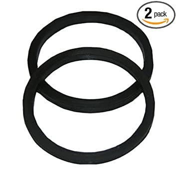 LASCO 02-2255 Rubber 1-1/2-Inch Slip Joint Washers - Faucet O Rings ...