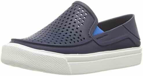 Crocs Kids' Citilane Roka Slip On Sneaker | Easy On Comfort Athletic Shoe for Toddlers, Boys, Girls | Lightweight