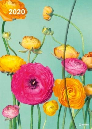 TeNeues-Verlag Magneto Diary Big Flower Fantasy - Agenda con ...