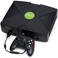 Microsoft Original Xbox Console with Controller, Power...