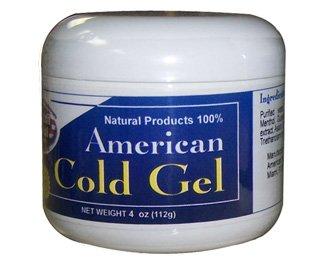 American Natural Gel Froid 4 oz excessive de graisse corporelle Réducteur Burner