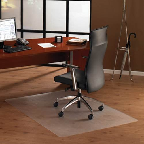 Under Carpet Mat - Cleartex XXL General Office Mat, Rectangular, Strong Polycarbonate, For Carpets, 60