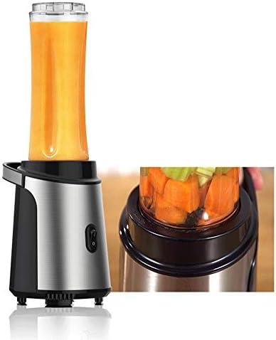 Dwertay Beau presse-agrumes pratique en acier inoxydable, tasse d\'accompagnement portable automatique à la maison, mini presse-fruits multi-fonctions pour légumes et fruits