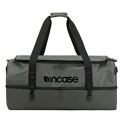 Incase Tracto Split Duffel XL (Anthracite) by INCASE