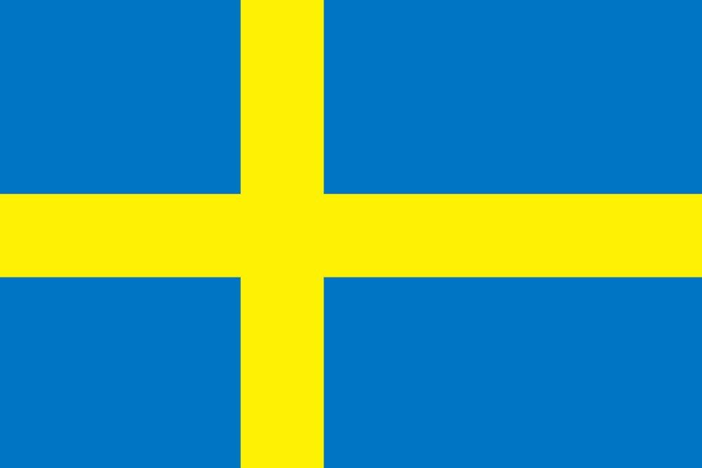 贅沢屋の 世界の国旗 高級テトロン製] スウェーデン 国旗 国旗 [120×180cm B0090ZYPDO 高級テトロン製] B0090ZYPDO, DIFFUSION:753cba13 --- vietnox.com