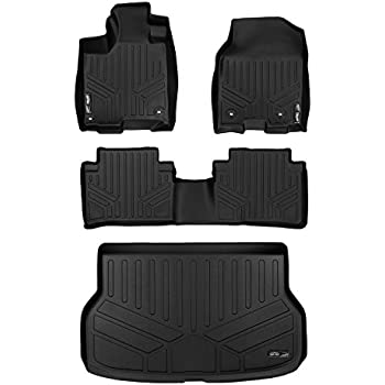 amazon com genuine acura accessories 08p13 tx4 210 all season floor rh amazon com Acura RDX Floor Mats Rubber Acura RDX OEM Weather Mats