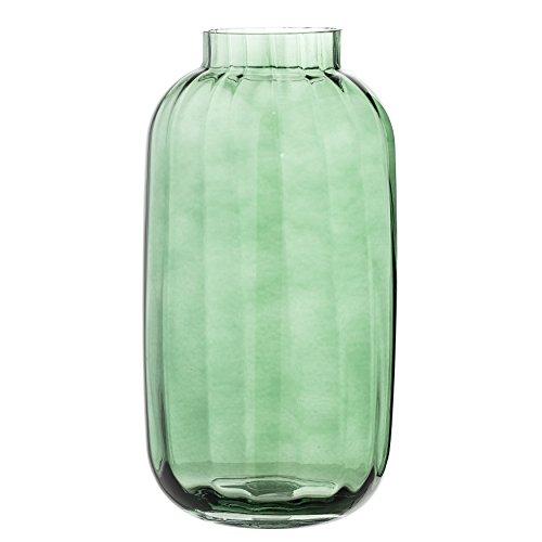 Bloomingville Glass Vase, Green