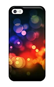 New Tpu Hard Case Premium Iphone 5/5s Skin Case Cover(hd 3d Abstractchristmass 1080p )