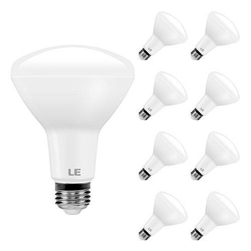 Le Br30 E26 Led Flood Light Bulbs 10 5w 850 Lumens Dimmable 65