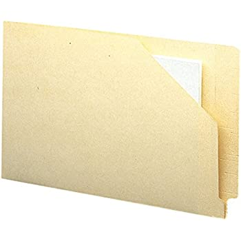 Amazon.com: Smead End Tab File chamarra, tamaño shelf-master ...