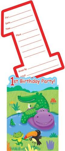 Jungle Buddies Party Supplies - 4