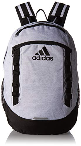 adidas Excel Backpack, Jersey White/Black, One Size ()