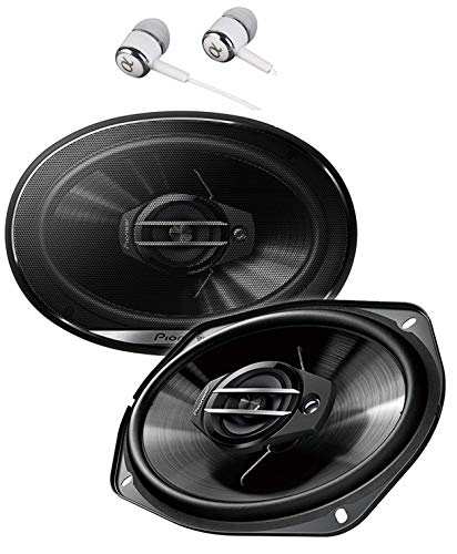 Pioneer TS-G6930F 800 Watts Max Power 6 x 9