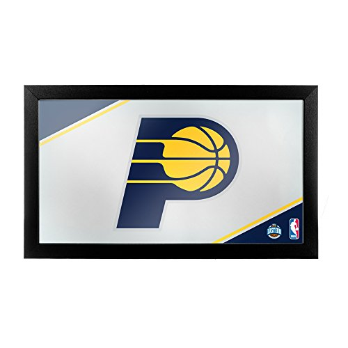 NBA Indiana Pacers Framed Logo Mirror