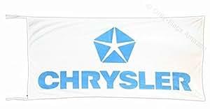 Chrysler Bandera de 150x 75cm