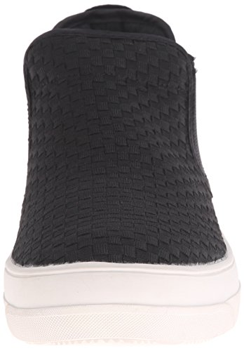 Sneaker Fashion Mid Bernie Mev Womens Nero