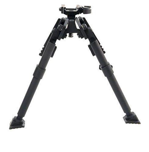 GG&G Quick Detach Standard XDS Swivel Bipod, 9.25in Max Height